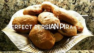 Perfect Persian Pirashki