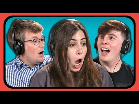 YOUTUBERS REACT TO ODDLY SATISFYING COMPILATION #3