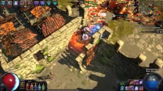 Path of Exile - Summoner/Necromancer Class