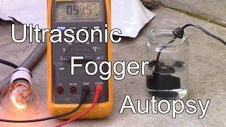 Ultrasonic Fogger/Mister Autopsy and Overvolt
