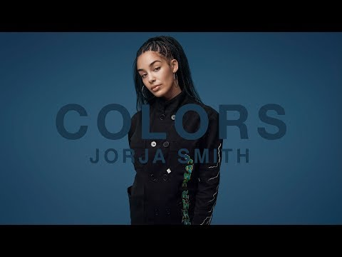 Jorja Smith - Blue Lights | A COLORS SHOW