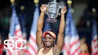 Sloane Stephens reflects on winning 2017 U.S. Open | SportsCenter | ESPN