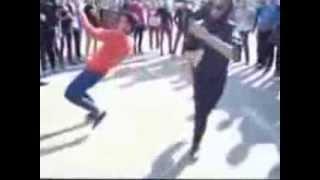 احلي رقص شعبي علي مهرجان السيسي الجديد