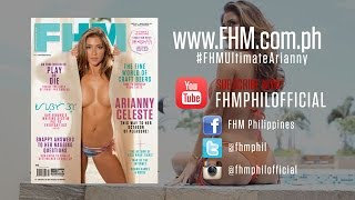 Arianny Celeste Wants You To Subscribe To FHM Philippines' YouTube Channel!