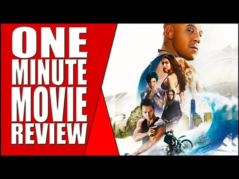 Xxx Mp4 It S So Stupid XXx The Return Of Xander Cage One Minute Movie Review 3gp Sex
