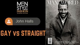 Gay vs. Straight Men's Fashion
