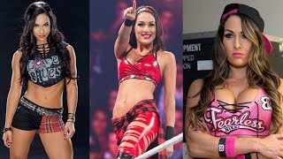 Top 10 Most Popular Hottest WWE Diva In The World 2018 !!!