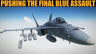 Coffee Campaign: DAY 46 Blufor Make Their Killer Push | DCS WORLD