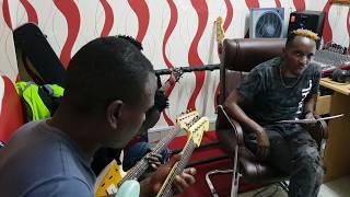 LIVE RECORDING OF NI SINGLE AT KISINGA SOUNDS