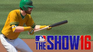 HIGH SCORING BUNT ONLY CHALLENGE | MLB THE SHOW 16 DIAMOND DYNASTY