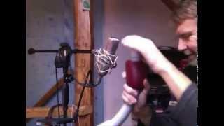 MID LIDI - nahrávání písně LUX