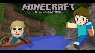 Let's Play: Minecraft mit Sanku #5 ★ Switch Edition ★ Deutsch