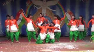 Jai ho Dance nirmala convent school sironj