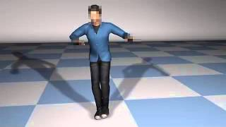 The Effect of Posture and Dynamics on the Perception of Emotion