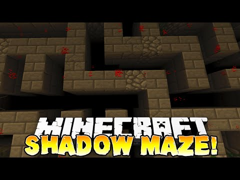 Minecraft SHADOW MAZE PVP 1 EPIC w THE PACK