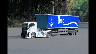 How to ,make RC Container Truck