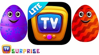 Download Surprise Eggs & Nursery Rhymes By ChuChu TV Mobile App