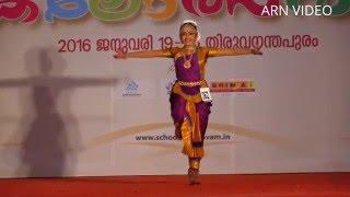 Bharatanatyam (HS no 362) Kerala School Kalolsavam 2016