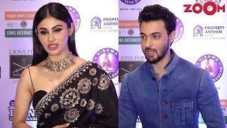 Bollywood Stars at Lions Gold Club Awards 2019   Mouni Roy, Aayush Sharma, Warina Hussain & More
