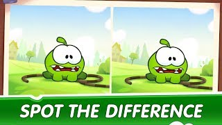 Spot The Difference Ep 34 - Om Nom Stories: Unexpected Adventure