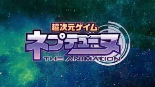 【FullHD】超次元ゲイムネプテューヌ アニメ OP【1080p】