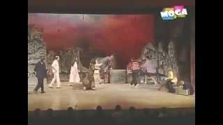 مسرحية سكة السلامة 2000 مسرحية كوميدية محمد صبحي