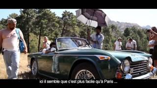 Bollywood in Corsica - Teaser Making of TAMASHA