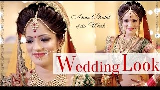 Asian Bridal Makeup Tutorial | Step By Step Bridal Makeup Tutorial For Beginners | Krushhh By Konica