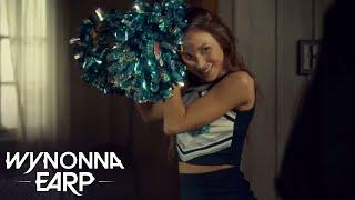 WYNONNA EARP | Season 2, Episode 3: Waverly Cheerleading | SYFY