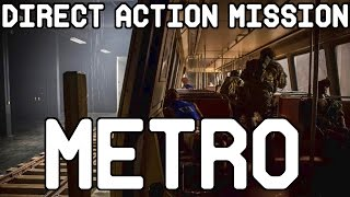 Direct Action Mission: Metro (Salient Arms International GRY)