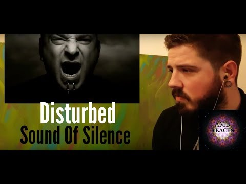 Disturbed - Sound Of Silence (Reaction)