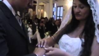 Jenny´s wedding ceremony