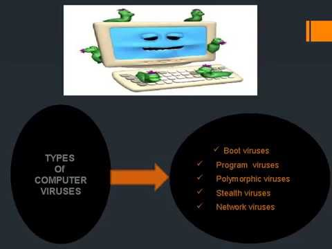 ppt on computer virus