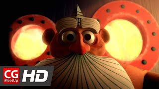 "CGI Animated Short Film HD ""SUR ECOUTE Short Film"" by Lea Cousty"