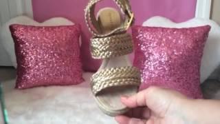 Summer Sandals Shoe Collection! June 24, 2017 - I Love Shoes! 👡👠😎🌞