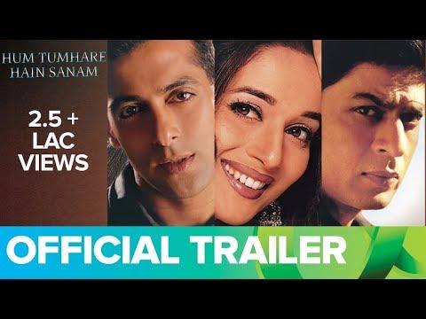 Hum Tumhare Hain Sanam (Official Trailer) | Shahrukh Khan, Salman Khan & Madhuri Dixit