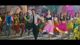 Bhaiyya My Brother Movie Songs HD | Pimple Dimple song | Shruti Haasan | Ram Charan | DSP