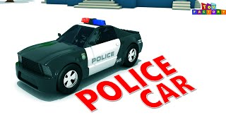 Police car for children - Sergeant Cooper the Police Car