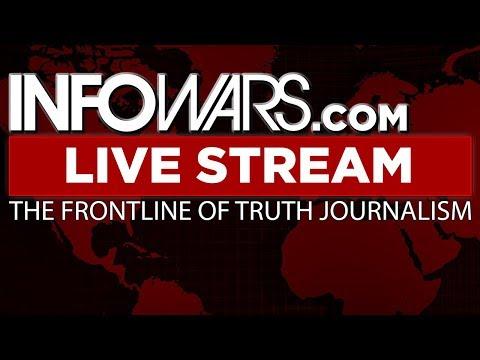 📢 Alex Jones Infowars Stream With Today s Shows • Wednesday 4 25 18