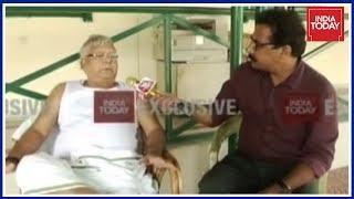 Exclusive Interview With Lalu Prasad Yadav On Nitish Kumar Sarkar