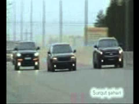 Manaf Ağayev Surqut Şəheri