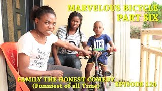 MARVELOUS BICYCLE PART SIX (Mark Angel Comedy) (Family The Honest Comedy) (Episode 126)