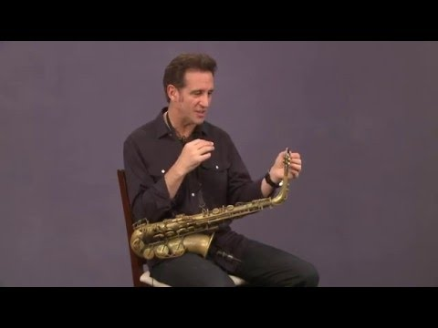 Jazz Saxophone with Eric Marienthal: Making High Notes Sound Good