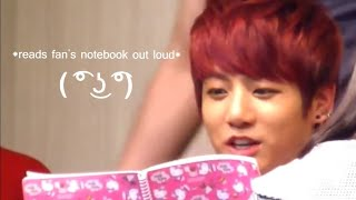 BTS cute moments with fans @ fansigns