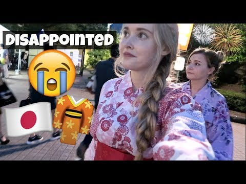 We Got ready for A Japanese Festival That Didn't Exist