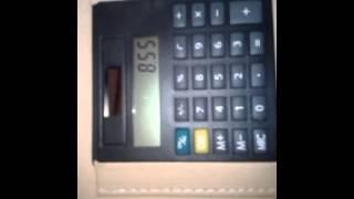 Hesap Makinesi Yüzde_İskonto_KDV Hesaplama