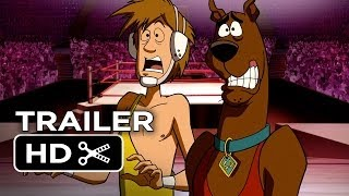 Scooby-Doo! WrestleMania Mystery Official Trailer 1 (2014) - Animation Movie HD