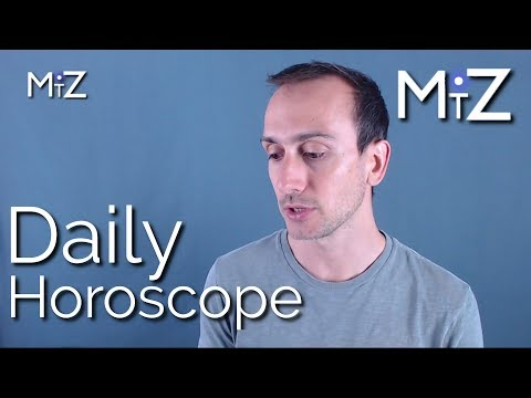 Daily Horoscope Thursday May 17th, 2018 - True Sidereal Astrology