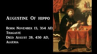 Missionaries and Men of God - St. Augustine of Hippo Biography - Tamil