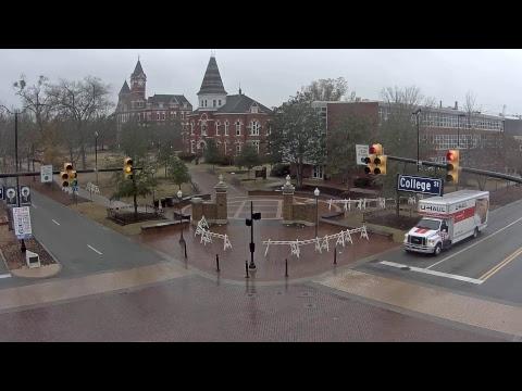 City of Auburn Toomer s Corner Webcam 1
